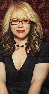 Kirsten Vangsness...AKA Penelope Garcia...so awesome she is beautiful.