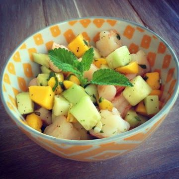 Sooo Paleo: Summer Shrimp Salad