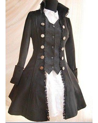 Gothic Princess Lolita Classic Jacket $84.95-Girls Lolita Jackets - My Lolita Dress