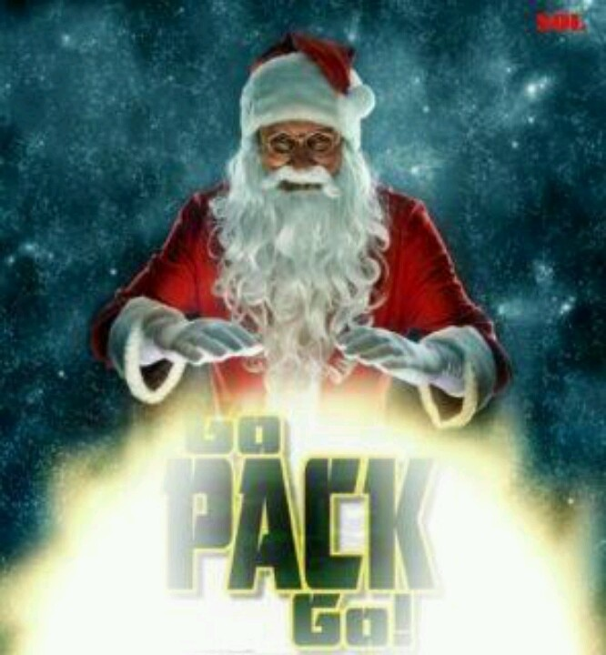 Green Bay Packer Christmas