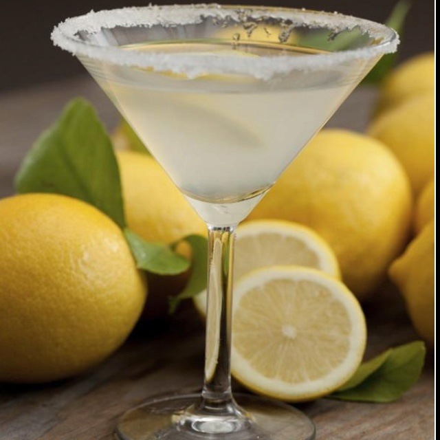 Lemon drop martini .... | Adult Beverages | Pinterest