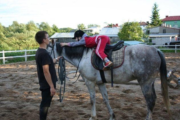 jeździectwo augustów - Ośrodek Jeździecki... zdjęcie 6