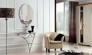 consolle e specchiera KLIMT ferro battuto http://stores.ebay.it/massaricasa-shop