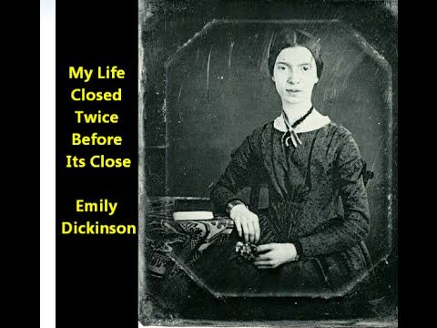 a life and career of emily dickinson A summary of a classic dickinson poem 'my life closed twice before its close' is one of emily dickinson's finest short poems in just two quatrains, dickinson ponders immortality and the concept of an afterlife by posing a first line which doubles up as a riddle.