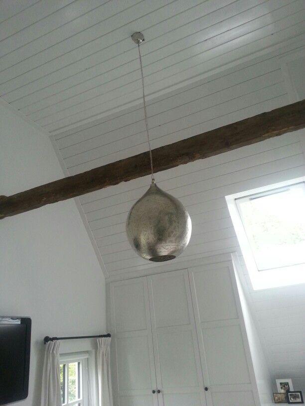 Verhoogd plafond met dakraam