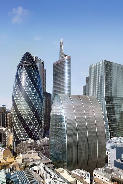 'Can of Ham' skyscraper coming to London after all | News | Archinect