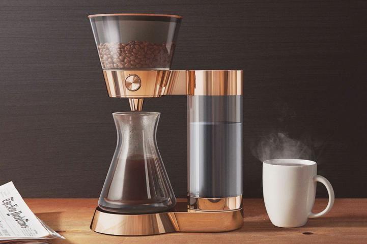 ネタ | Celevy | 見た目もスタイリッシュでスマートな全自動スマートコーヒーマシーン