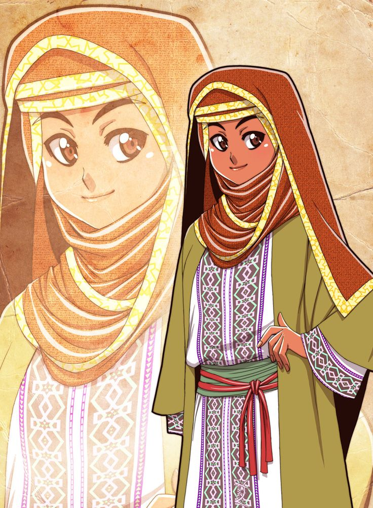 An Ancient Arab 2 by Nayzak.deviantart.com on @DeviantArt