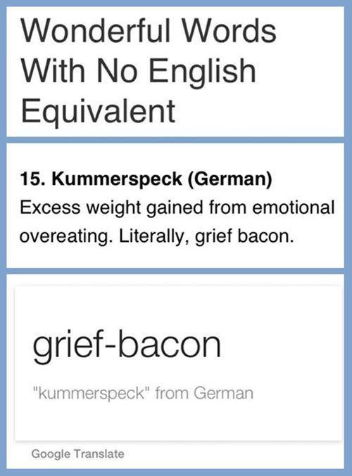 Ich liebe Deutsch.