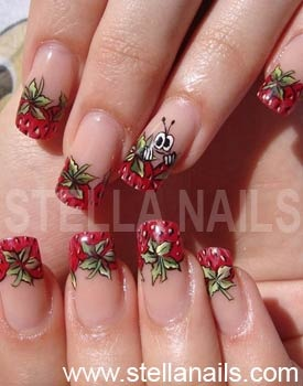 232 best advanced nail art ideas images on pinterest art ideas simplenailarttips advanced nail art design ideas strawberry nail art prinsesfo Gallery