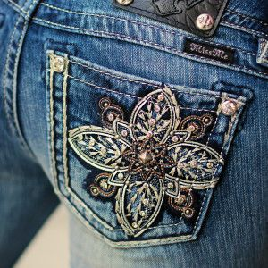 Starry Night Miss Me Jeans on SALE!!  Sale Price $69.99.  Regular price $99.50.  ~ 105 West Boutique located in Abbeville, SC.  Shipping $5.  (864) 366-WEST.  Look for us on Facebook!