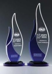 Acrylic Trophies - Acrylic Trophies Manufacturer from New Delhi.