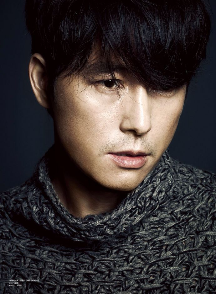 Jung Woo Sung - W Magazine October Issue '14