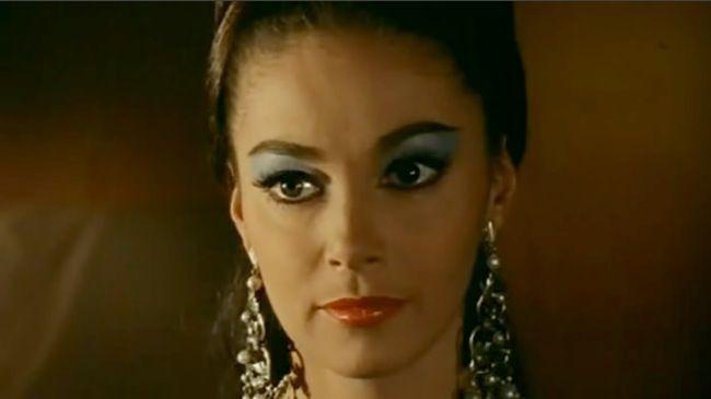 Pier Angeli como ildith en Sodoma y Gomorra (1962)
