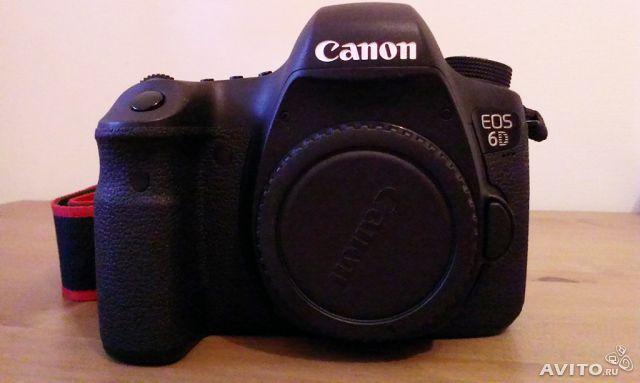 Canon EOS 6D Body официальная гарантия