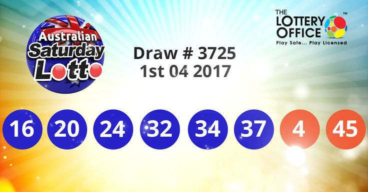 Australian Saturday winning numbers results are here. Next Jackpot: $4 million #lotto #lottery #loteria #LotteryResults #LotteryOffice