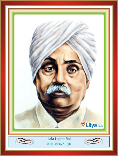 Famous freedom fighters of India - essay for students