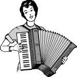 Na tej stronie znajdziemy różne darmowe trudniejsze nuty na akordeon. Dostępne są tu utwory w różnych gatunkach muzycznych m.in.: walce, polki, ale też tango, cza-cza, marsze, bolero, zagraniczne mazurki, ballady oraz różne bardziej egzotyczne akordeonowe gatunki (baion, beguine, bossa-nova itd).  Jest to olbrzymi darmowy zbiór nut na akordeon. Łącznie jest ponad 320 utworów!