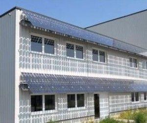 int gration panneaux solaires en brise soleil syst mes d 39 installation solaire reformas parte. Black Bedroom Furniture Sets. Home Design Ideas