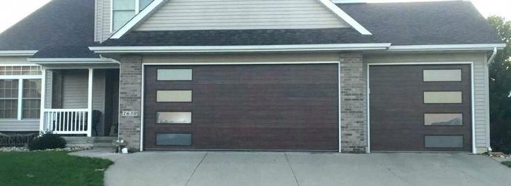 Attractive Photo Amarrgaragedoor In 2020 Sliding Garage Doors