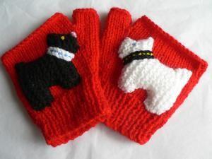 32 best images about Westie knit on Pinterest