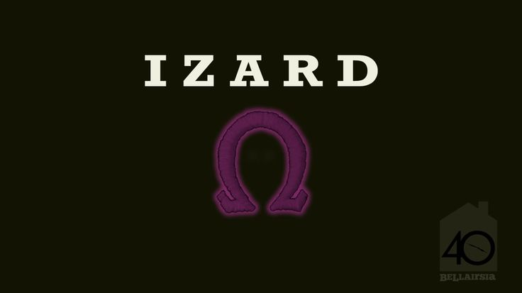 Izard.  As you prepare for Doomsday, wear your cloak with pride.