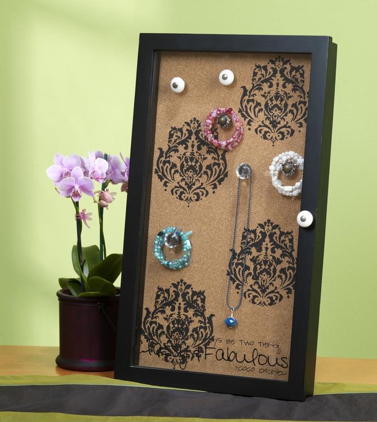 Pinterest Craft Organization