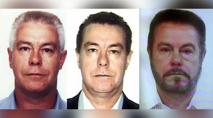 A drug cartel boss who used plastic surgery to evade police for 30 years has been arrested in Brazil. Luiz Carlos da Rocha, nicknamed the White Head, is in the