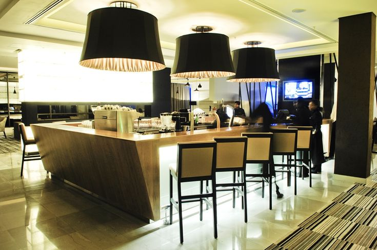 Southern Sun Hotel Bar. Interior design by Source Interior Brand Architecture.
