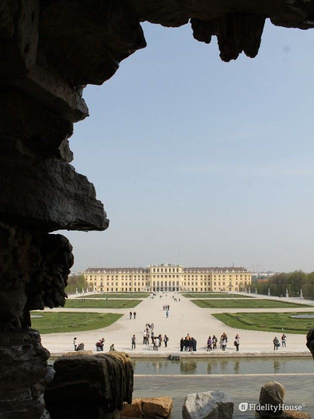 Castello di Schönbrunn di Vienna - Fidelity Foto