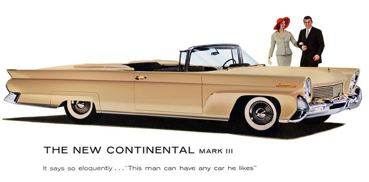 191 Best Images About Auto Lincoln On Pinterest Models