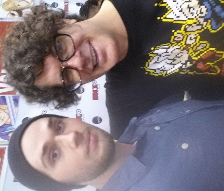Meeting Sean Schemmel The Voice Actor of Goku