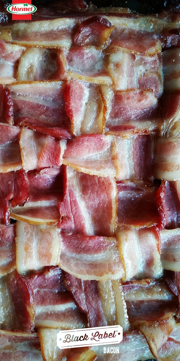 You wont be-weave this bacon.