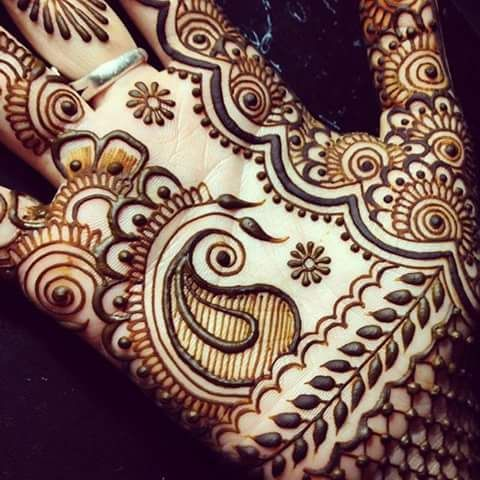 Eid Special Mehndi design 2016 for Young Girls (6)