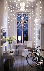 Best 25 Indoor Christmas Lights Ideas On Pinterest Garden How To Plan Lighting And Outdoor Tree