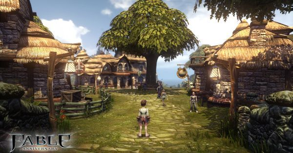Oakvale - Fable 1 (anniversary) | RPG Village | Pinterest | Årsdagar
