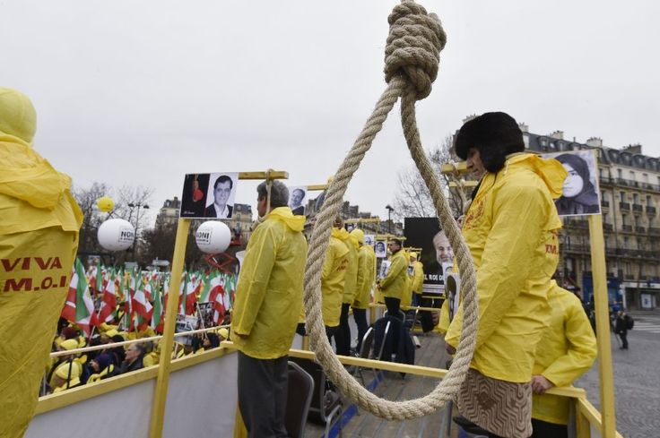 The total number of known executions worldwide rose by more than half last year to 1,634, the highest figure recorded since 1989, Amnesty International said Wednesday as Pakistan sent three more men to the gallows.  The surge was largely fuelled by Iran, Pakistan and Saudi Arabia, the London-based human