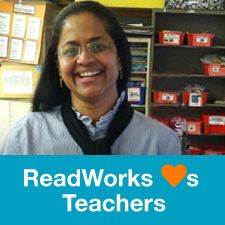 You should check out ReadWorks. I love their research-based reading comprehension curriculum, and you might too. ReadWorks is a completely free resource—all you have to do is register!