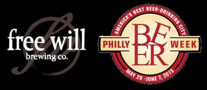 mybeerbuzz.com - Bringing Good Beers & Good People Together...: Philly Beer Week & Free Will Brewing Team Up To He...