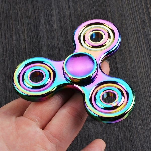 hand spinners how to make