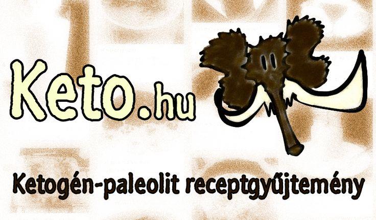 Ketogén Paleo Receptek - Egyszerű, olcsó, könnyen elkészíthető ketogén paleolit receptek gyűjteménye