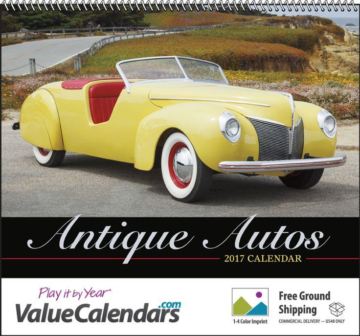 21 best Car Calendars images on Pinterest | Business calendar, Wall ...