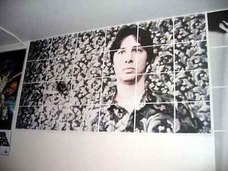 The Rasterbator - wall art generator