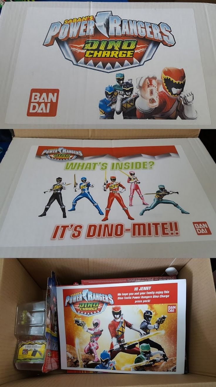 Bandai Power Rangers Dino Charge toys review