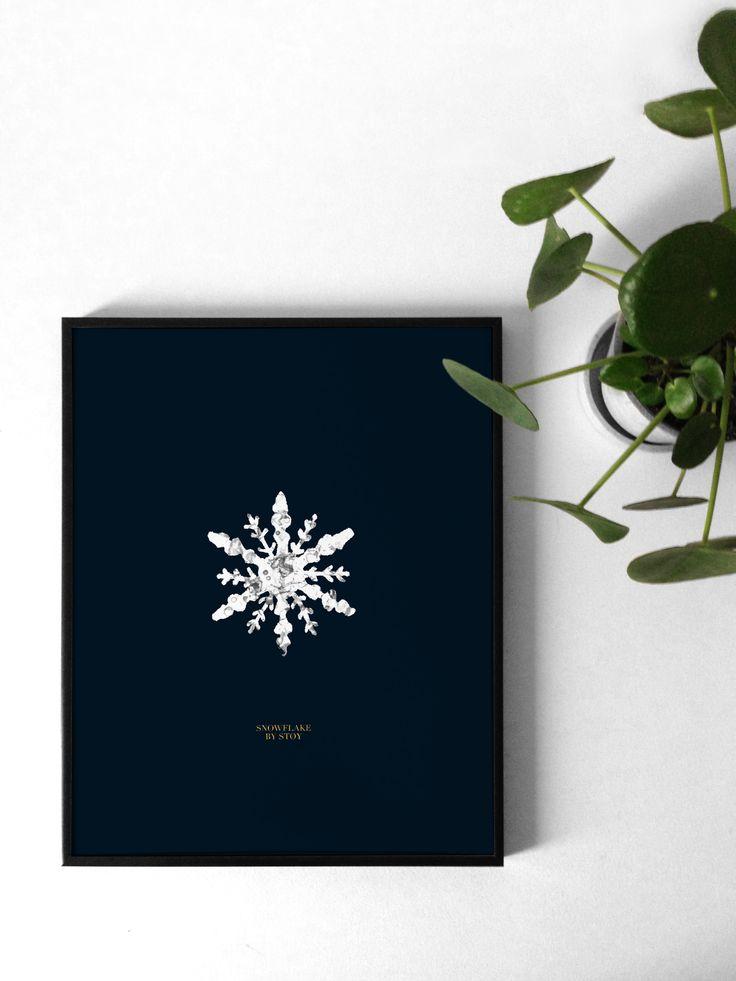 Snowflake by Støy