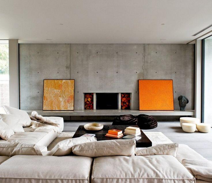 9 best Mur en beton images on Pinterest   Appliances, Basins and ...