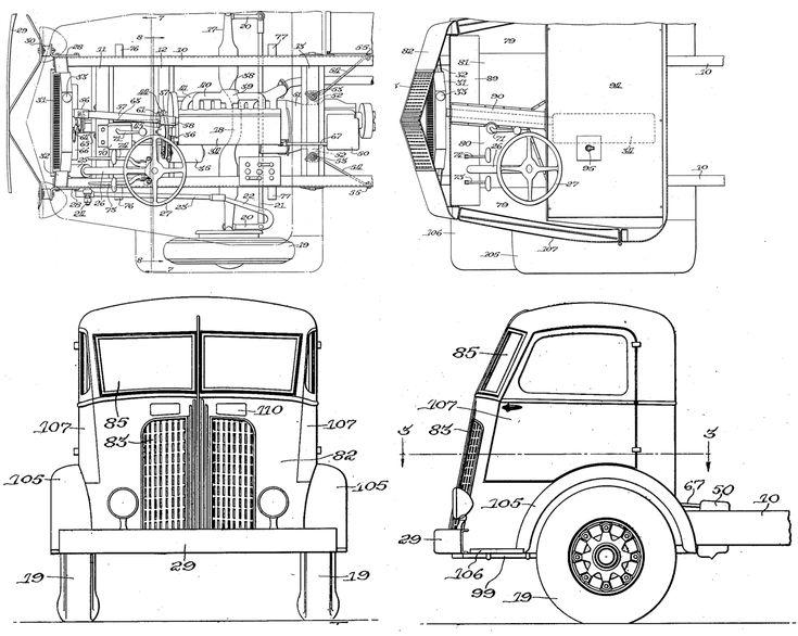 Les 119 meilleures images du tableau Plans (Trucks) sur