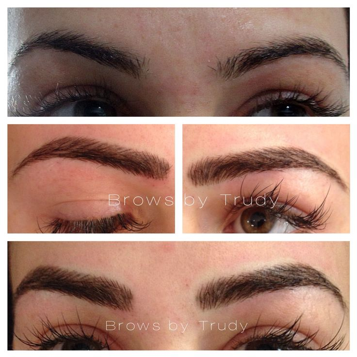 21 best semi permanent eyebrow hairstroke tattoo images on pinterest semi permanent eyebrows. Black Bedroom Furniture Sets. Home Design Ideas