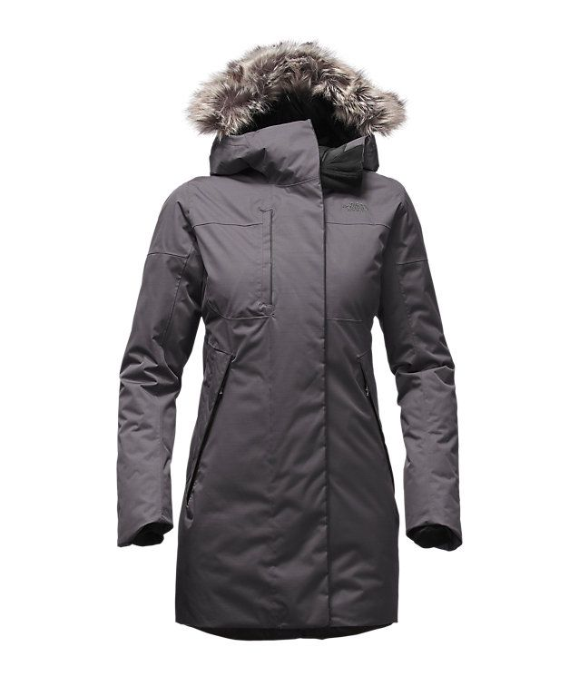 North Face Long Down Jacket