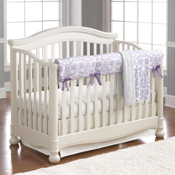 only best 25 ideas about purple crib bedding on pinterest purple baby bedding girl nursery. Black Bedroom Furniture Sets. Home Design Ideas